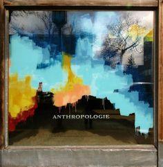 Anthropologie windows