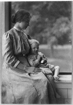 THEN: Helen Keller
