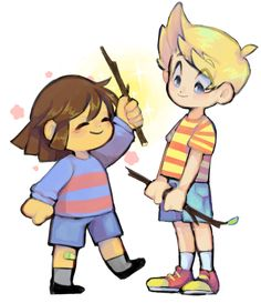 cloudy-dormir: precious children and their first weapon