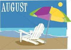 AUGUST BEACH Computer Service, Computer Repair, August Month, Beach Mat, Remote, Outdoor Blanket, Summer, Month Of August, Summer Time