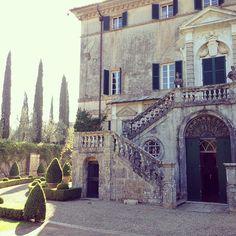 Tuscany via @villaworkshops   Instagram