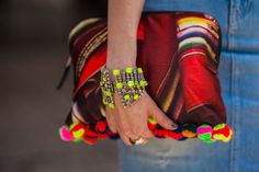 Colourful accessories