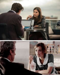 Image result for jenna coleman ice cream