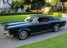 1970 Lincoln MK 3 Original for sale #1757333   Hemmings Motor News