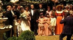 """The Godfather."" The movie ""views the Mafia from the inside. That is its secret, its charm, its spell; in a way, it has shaped the public perception of the Mafia ever since."" (<a href=""http://rogerebert.com"" rel=""nofollow"" target=""_blank"">rogerebert.com</a>)"