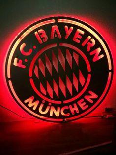 Munich, Germany, Neon Signs, Tattoo, Fc Bayern Munich, Life, Japanese Tattoos, Tattoos, Deutsch