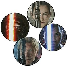 Star Wars: The Force Awakens [2 LP Picture Disc], 2016 Amazon Hot New Releases Children's Music  #Music