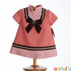 Vestido para bebé de Dolce Petit.