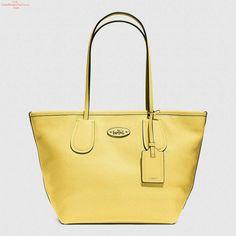 Coach Taxi Tote Zip Top in Leather cheap coach handbags? Best Handbags, Coach Handbags, Coach Purses, Fashion Handbags, Purses And Handbags, Coach Outlet, Cheap Coach, Designer Totes, Shopper Tote