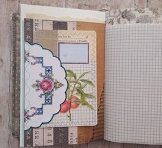 Your place to buy and sell all things handmade Music Sheet Paper, Collage, Canvas Paper, Handmade Journals, Journal Covers, Acrylic Colors, Fabric Covered, Junk Journal, Vintage Books