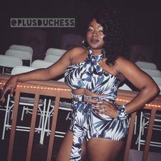 Pool partyin' #TallGirlsBeLike swimsuit by Kwnn Bie of @kurvykuties
