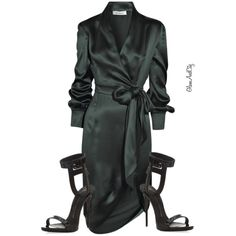 Untitled #149 by glamandcity on Polyvore featuring Yves Saint Laurent and Giuseppe Zanotti