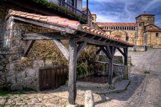 Colegiata de Santa Juliana Santillana del Mar, Cantabria, Spagna
