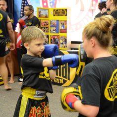 Female black belt demos how to break his balls - 2 part 1