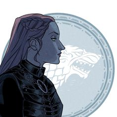 Illustrator and Comic Artist Gabriel Picolo. Gabriel Picolo is a famous comic artist and Continue Reading and for more art →View Website Arte Game Of Thrones, Game Of Thrones Funny, Sansa Stark, Got Stark, Geeks, Gabriel Picolo, Illustrator, Game Of Trones, Fanart