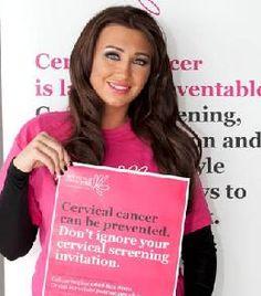 Cervical screening awareness from Jo's Cervical Cancer Trust