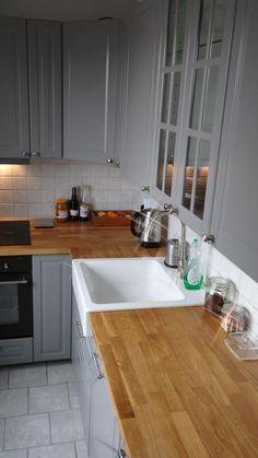 Wyposażenie, Kuchnia z ikea - Skończona kuchnia...