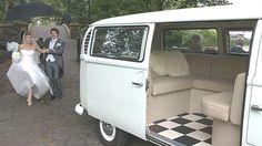 VW Baywindow Bus wedding