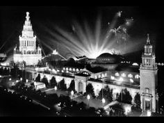 1915 San Francisco World's Fair Preview