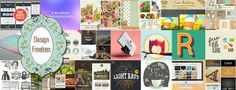 Design Freebies of the Week No. 59 - StarSunflower Studio ------- SO many free resources on this site
