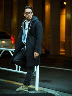東京ジェントルマンズスタイル Vol.5──初冬の装い 〜コート&ジャケット編〜 « GQ JAPAN