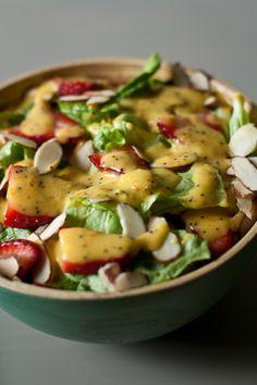 kumquat poppyseed vinaigrette. @food + words