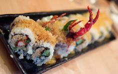Shoutout to Manna Japanese Comfort Food, among @Zagat's hottest places for sushi in the #BayArea right now