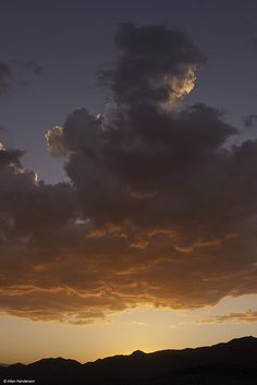 High and Mighty, Ahwatukee Sunset by ahwatukeehomesforsale, via Flickr
