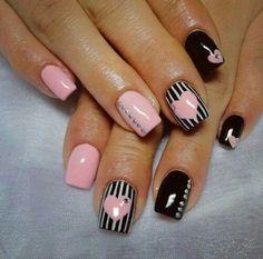 new trendy nail art designs