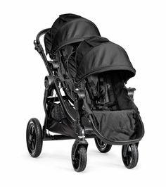 Newly Designed Triple Triplet Baby Jogger Stroller Infant