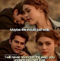 NOTHING, can separate Stiles from his jeep