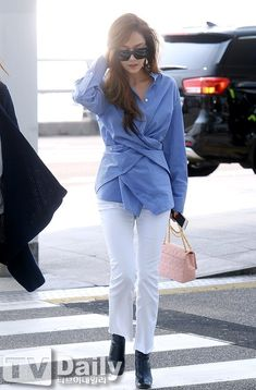 Sooyoung, Yoona, Snsd, Airport Fashion Kpop, Krystal Jung, Park Shin Hye, Jessica Jung, Airport Style, Yuri