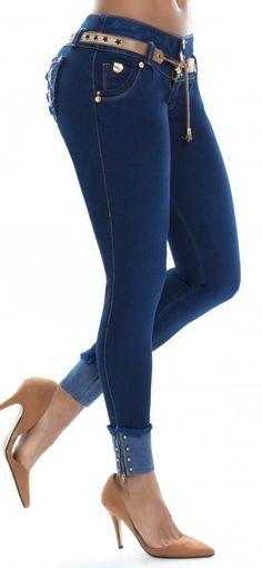 Jeans levanta cola REVEL 56151