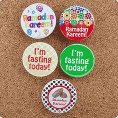 Ramadan Buttons