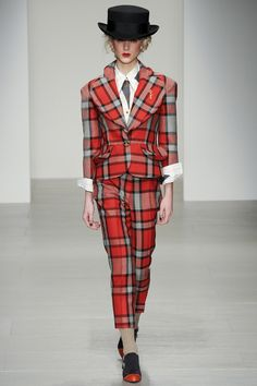 Vivienne Westwood Red Label Ready-to-wear Fall/Winter 2014-2015|12