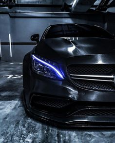 Mercedes-AMG C63s Coupe C205