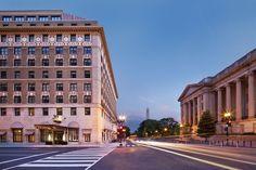 W Washington D.C. - originally the Hotel Washington (1918)