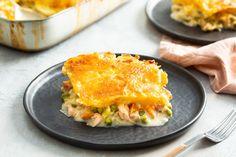 Britse fish pie - 24Kitchen Chef Jobs, Fish Pie, Falafel, Spanakopita, Tasty Dishes, Cheddar, Good Food, Cooking, Sweet