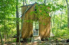 Beautiful Cabin in Connecticut Forest Built for Under $4,000 - My Modern Met