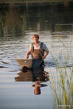 #Fischwerkstatt im #Spreewald  www.hotel-stern-werben.de