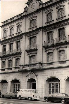 Década de 80 - Casa de Portugal no bairro da Liberdade.