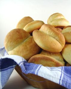 One Perfect Bite: Parker House Rolls