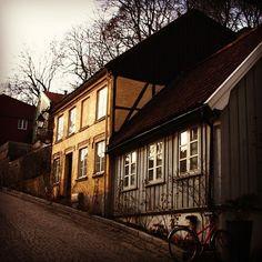 Oslo - NORWAY Telthusbakken, kanskje?