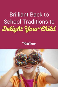 Brilliant Back to School Traditions to Delight Your Child Back To School Gifts, Going Back To School, First Day Of School, School Treats, After School Snacks, School Scavenger Hunt, School Interview, Mo Willems, Schools First