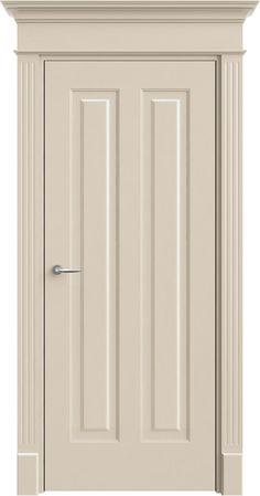 """Межкомнатные двери Белые, крашеные Модель """"Прима 22"""""""