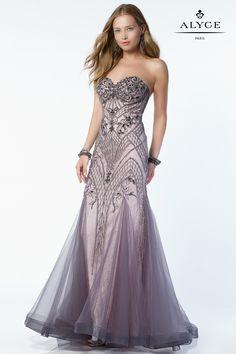 The Hottest Dress Designer hands down! Alyce Paris.  Check out their dresses at alyceparis.com Style #6748 #http://pinterest.com/alyceparis