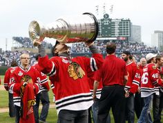 Where's Lord Stanley? Tracking The Cup Around Chicago