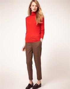 Купить шерстянные брюки