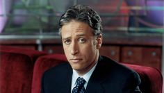Jon Stewart; TV host, news satirist. He's hilarious. An awesome source of news. And I like how he deals with people he doesn't agree with - with elegance, respect, and control.