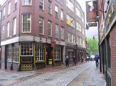 Green Dragon ~ Boston ~ Paul Revere drank beer here.